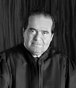 Justice: Antonin Scalia